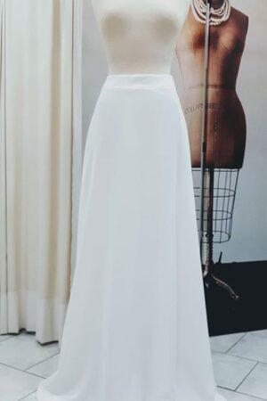 Νυφική φούστα για νυφικό φούστα μπούστο